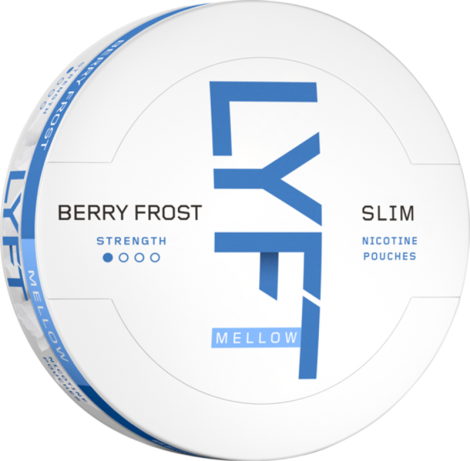 LYFT Berry Frost SLIM