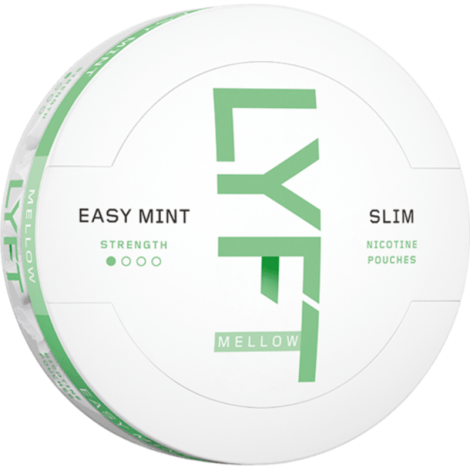 LYFT Easy Mint