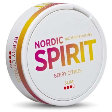 Nordic Spirit Berry Citrus