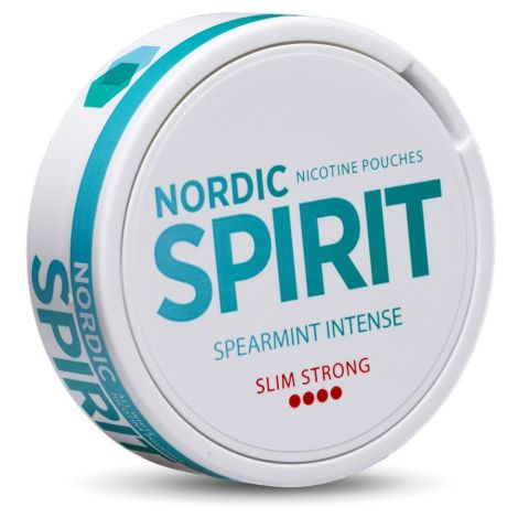 Nordic Spirit Spearmint Strong