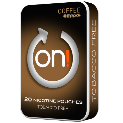 ON! Coffee 6mg
