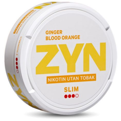 ZYN Ginger Blood Orange